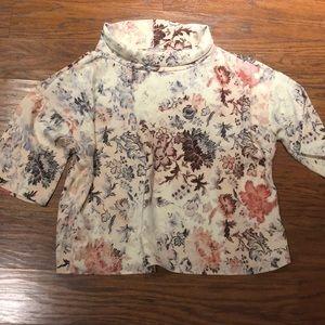 Chico's size 3 blouse euc